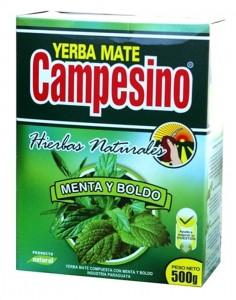 Матэ Сampesino с мятой и болдо 500гр