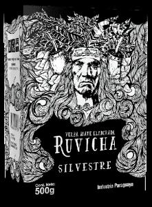 мате Ruvicha Silvestre 250, 500 гр.