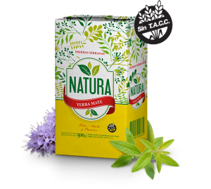 мате Natura с травами 500 грамм