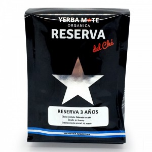 Йерба Мате RESERVA 3 AÑOS, 250 гр