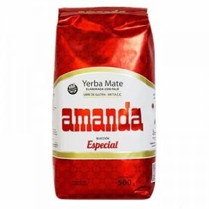 Мате Amanda Seleccion Especial 500 г.