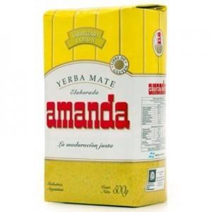 Йерба Мате Amanda lemon