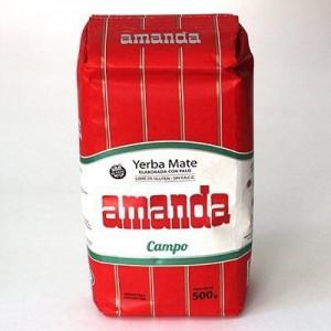 Мате Amanda Campo 500 г.