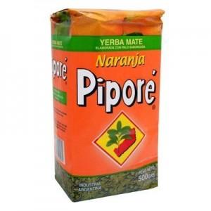 Йерба Мате Pipore Naranja 500 г.