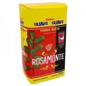 Йерба Мате Rosamonte Suave, 500 гр
