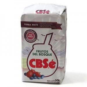 Мате CBSe Frutos del Bosque 500 гр.
