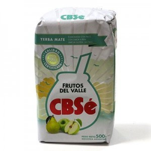 Мате CBSe Frutos del Valle 500 гр.