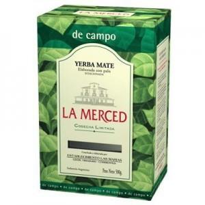 Йерба Мате La Merced (de campo) 500 гр.