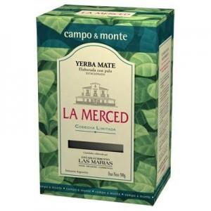 Йерба Мате La Merced de Campo & Monte 500 гр.