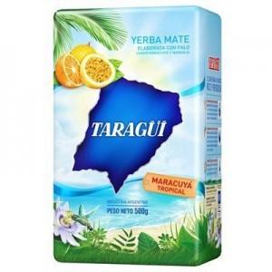 Мате Taragui Maracuya Tropical