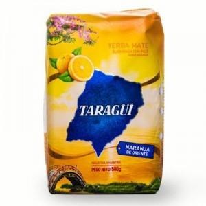 Мате Taragui Orient Orange.