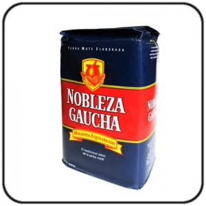 Мате Nobleza Gaucha Molienda Equilibrada 500 гр