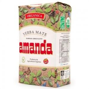 матэ Amanda Organica 500 гр