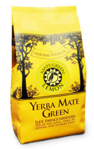 Yerba Mate Green Lemon 400 грамм