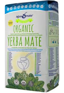 мате Agua Mate Organic 500 грамм.