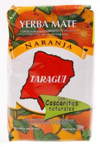 Йерба Мате Taragui (Ориентальный апельсин) 500 гр.