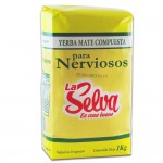 матэ Selva para Nerviosos 500 грамм